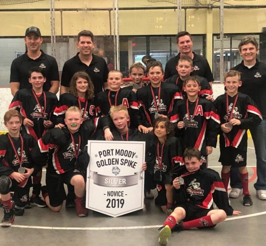 Novice A1 takes Silver at home