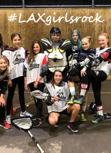National Girls & Women in Sport Day! #LAXgirlsrock